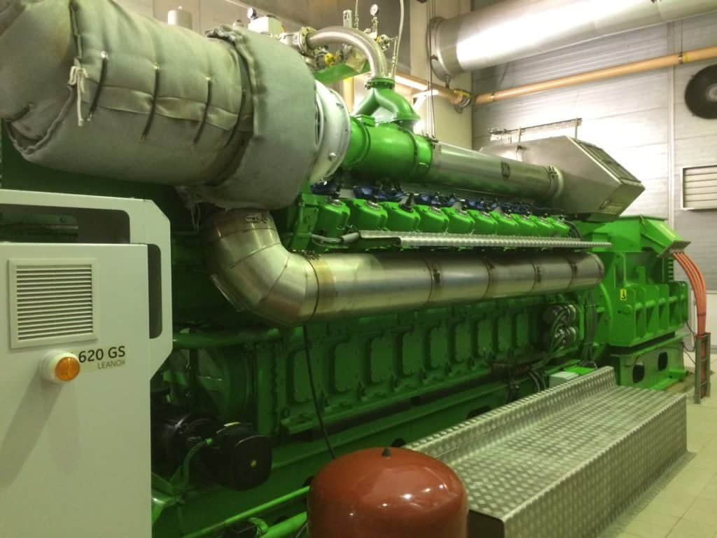 Milton Keynes Energy Centre