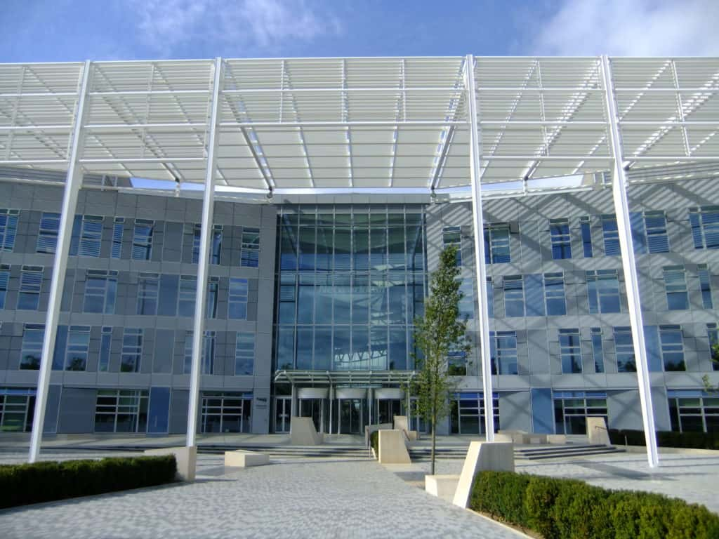 Connecting Network Rail National Centre