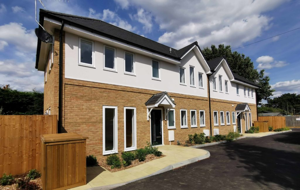 ThamesWey completes first new homes with swift bricks