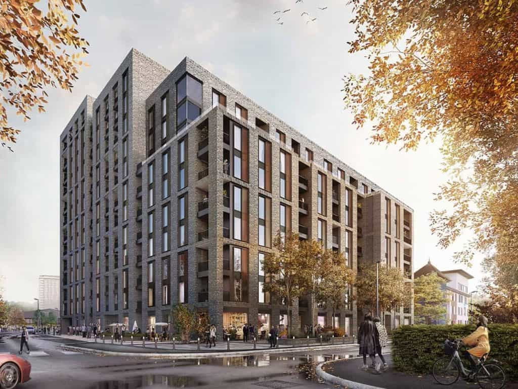 ThamesWey completes landmark town centre residential development