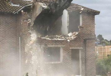 TW demolition 1