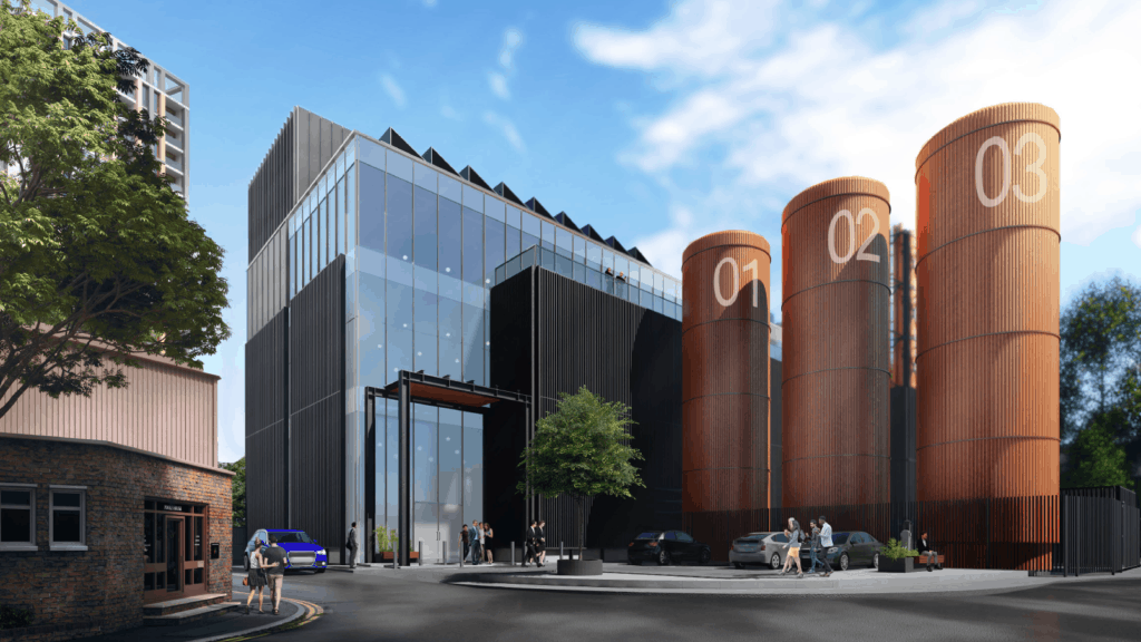 Poole Road Energy Centre breaks ground