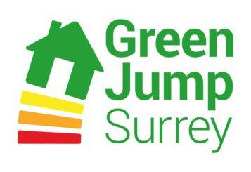 Green Jump Surrey logo